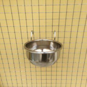 Nerezová miska 9 cm