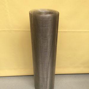 Svařované nerezové pletivo 6 x 6 / 1 mm