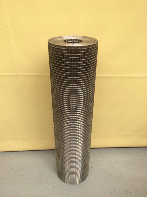 Svařované nerezové pletivo 11,7 x 11,7 / 1 mm