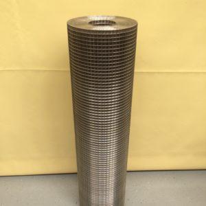 Svařované nerezové pletivo 16 x 16 / 1 mm