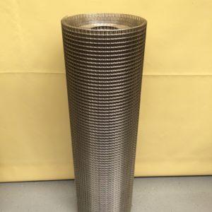 Svařované nerezové pletivo 12 x 12 / 1,50 mm