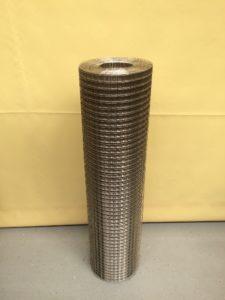 Svařované nerezové pletivo 25 x 25 / 1,50 mm