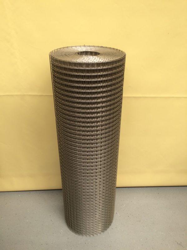 Svařované nerezové pletivo 20 x 20 / 1,50 mm