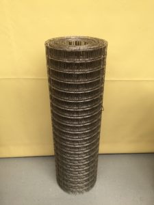 Svařované nerezové pletivo 48,8 x 48,8 / 2 mm