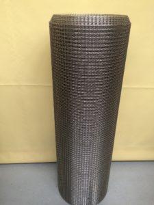 Svařované nerezové pletivo 13 x 13 / 2 mm
