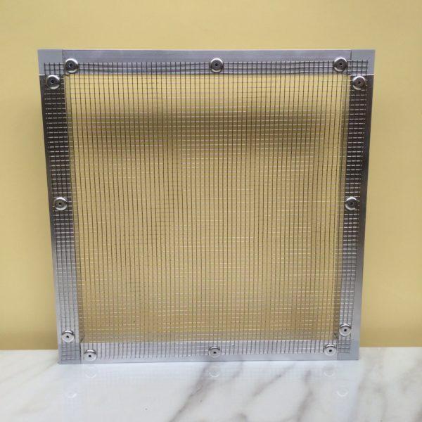 Svařované nerezové pletivo 3,5 x 3,5 / 0,50 mm